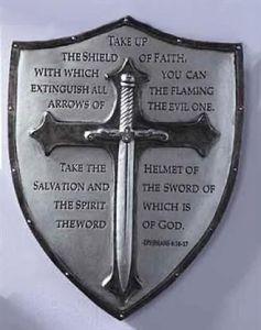 shield of faith, angelic host, angels, Ephesians6, armorofGod