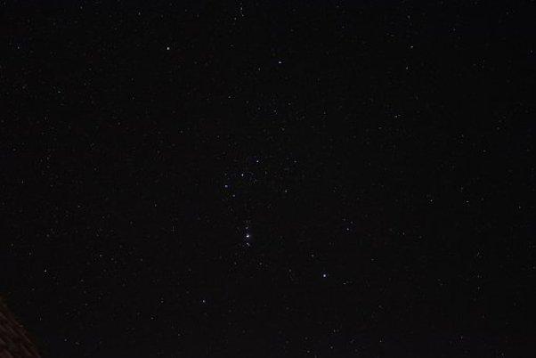 stellar spirits orions belt cosmos