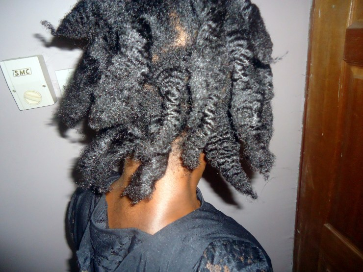 African Threading- Heatless Stretching Method for Natural Hair