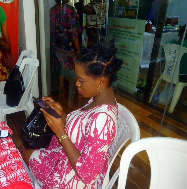 Bantu knots, Lagos Natural hair meet-up, Naturals in the City 13