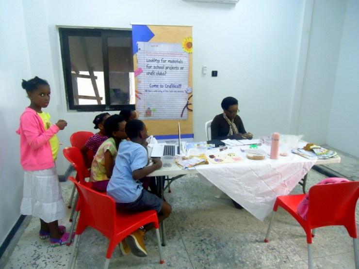 Crafties- Lagos natural hair meet-up, Naturals in the City 13