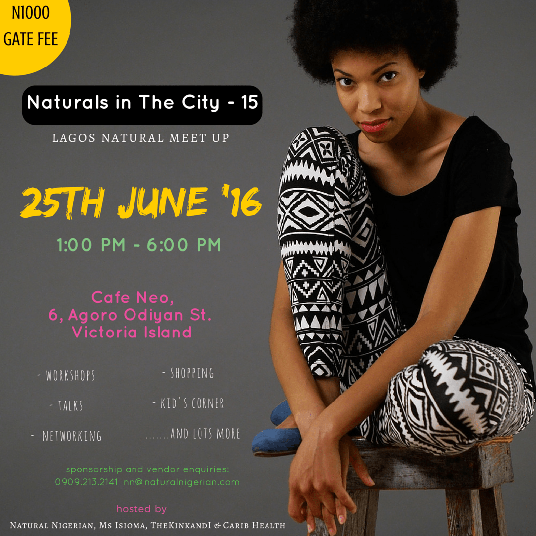 Naturals in the City- NITC 15