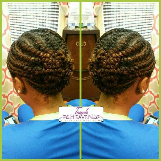 Beautiful Natural Hairstyle Inspiration For The Workplace