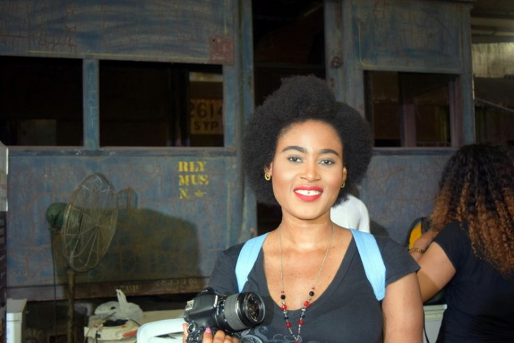 Hair inspiration from SLAY Festival- Afro