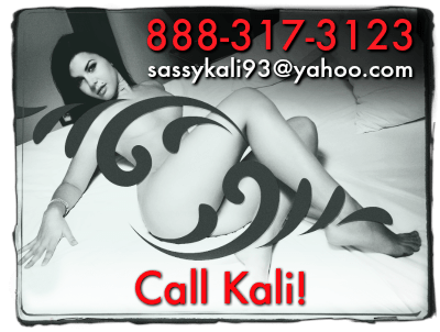 Taboo Phone sex with Kali