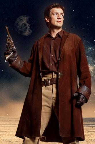 Geeky Captain Reynolds