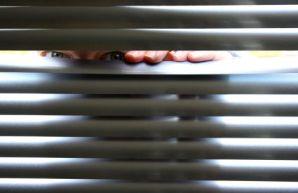 kinky neighbor,voyeurism