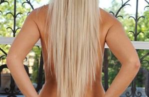 long hair drives the men wild.
