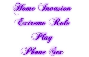 Home Invasion Fantasy Phone Sex With No Limits London