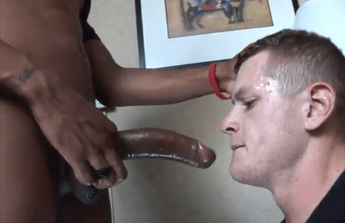 Caught Jerk Off Own Mouth