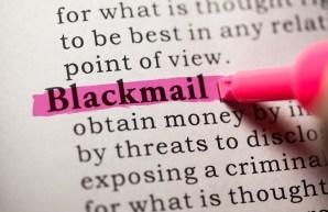 Blackmail Sex Stories