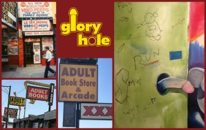 First Time Sex Story – Visiting a Glory Hole With…