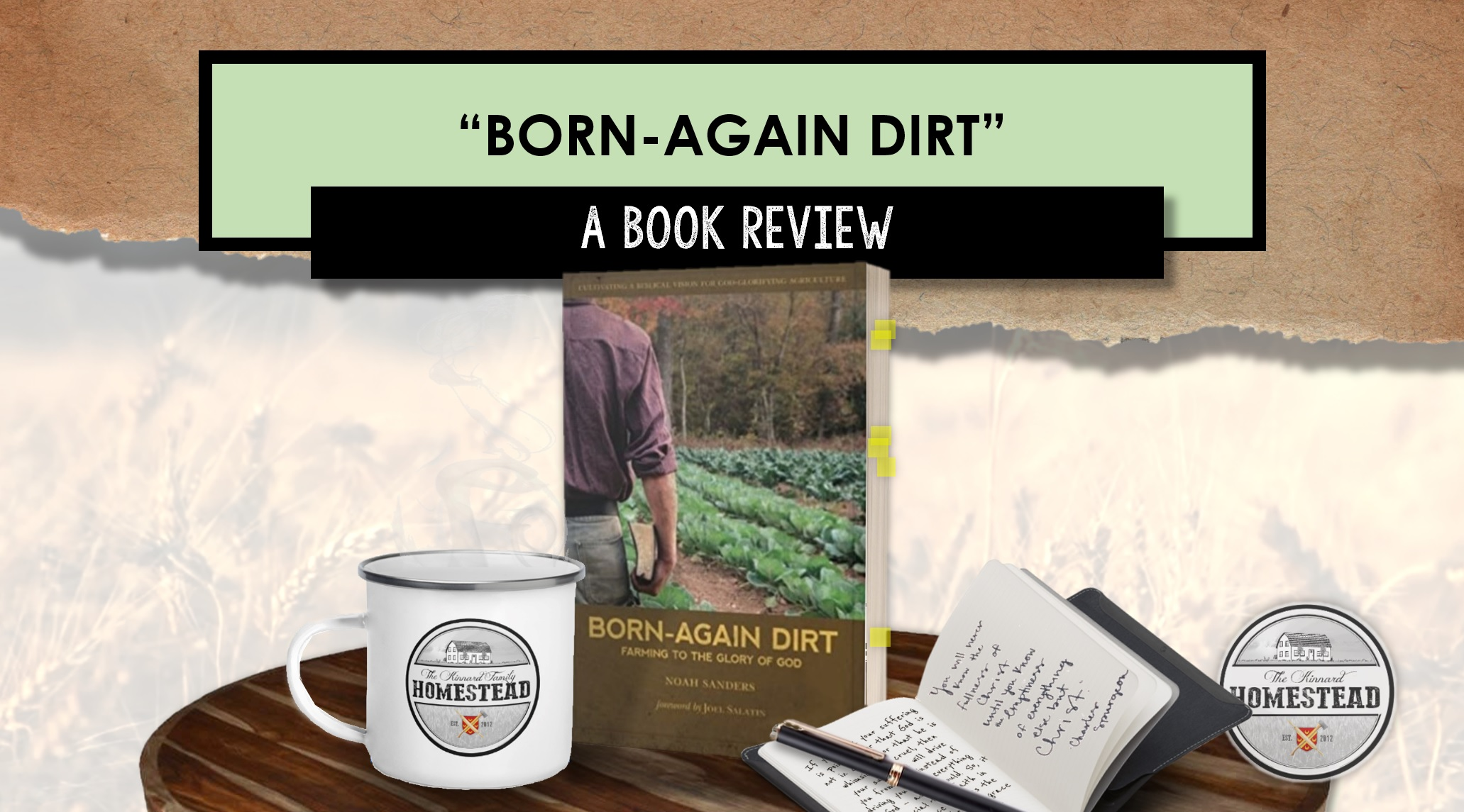 Born-Again Dirt Book Review