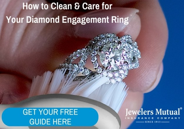 Engagement Ring Care And Cleaning Guide
