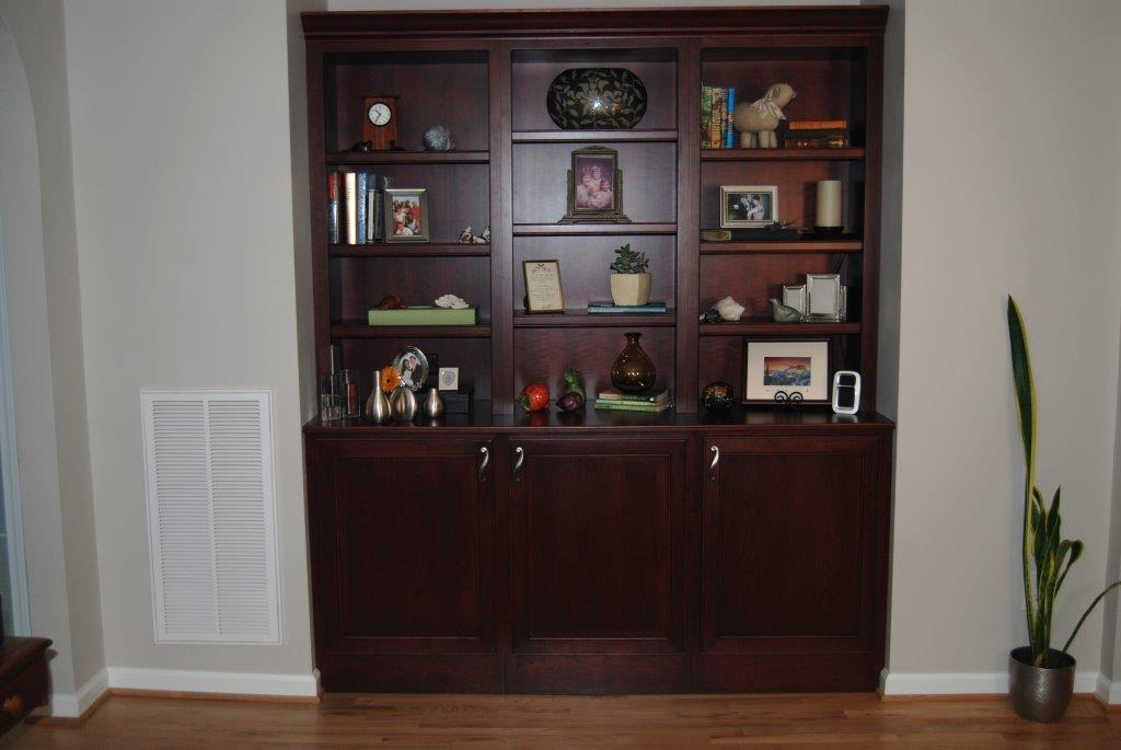 cabinets living room