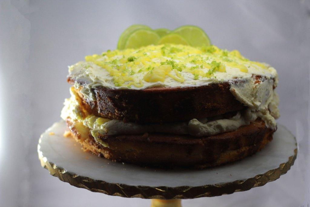 Lime Margarita Cake