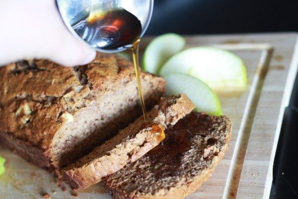 Apple Cinnamon Banana Bread   The Kitchen Gent