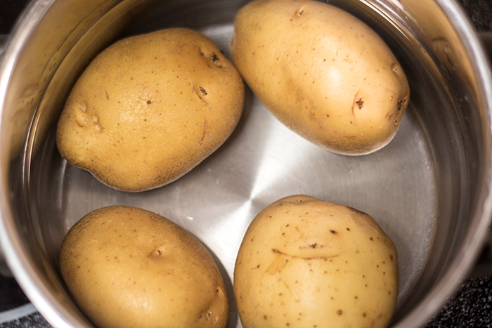 how to make the best boiled potatoes