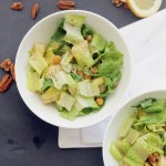 Pecan and Apple Chopped Salad