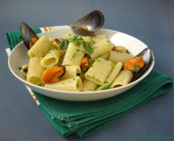 Cozze e broccoli