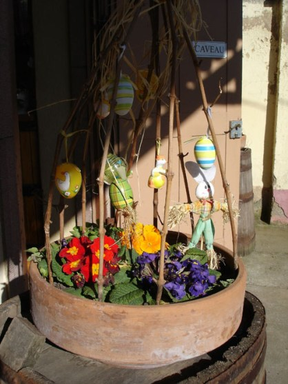 Eggs for Easter decorations
