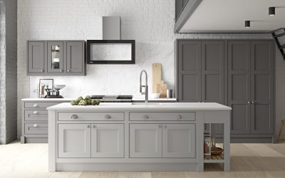 New Kitchen Display – and Supplier!