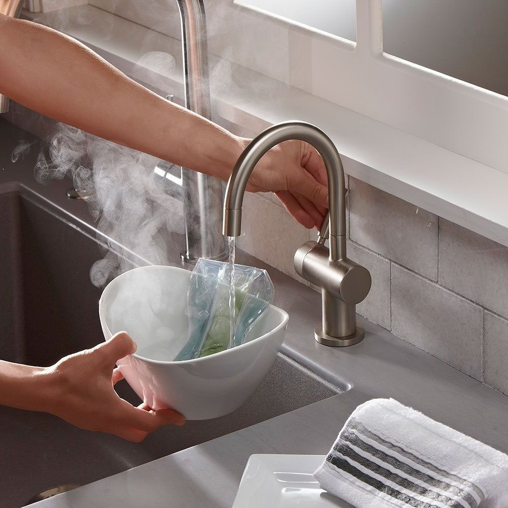 instant hot water dispenser for home or