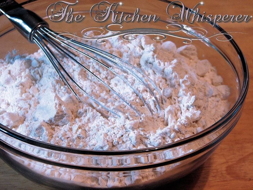 how to make self rising flour with baking powder