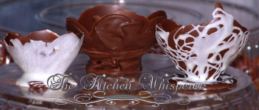 Make Your Own Chocolate Dessert Cups