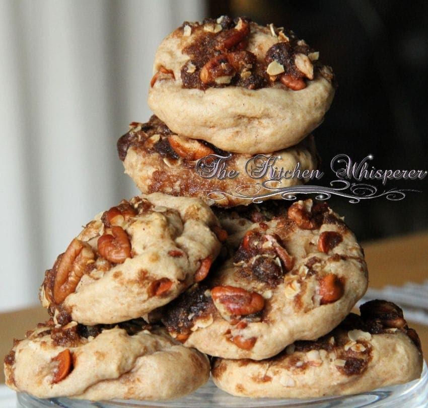Cinnamon Pecan Coffee Cake Cookies2