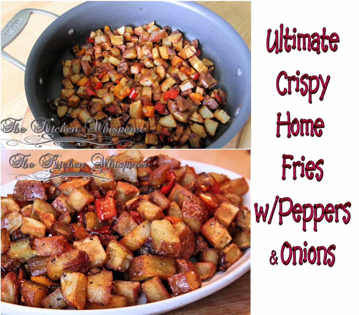 Ultimate Crispy Home Fries