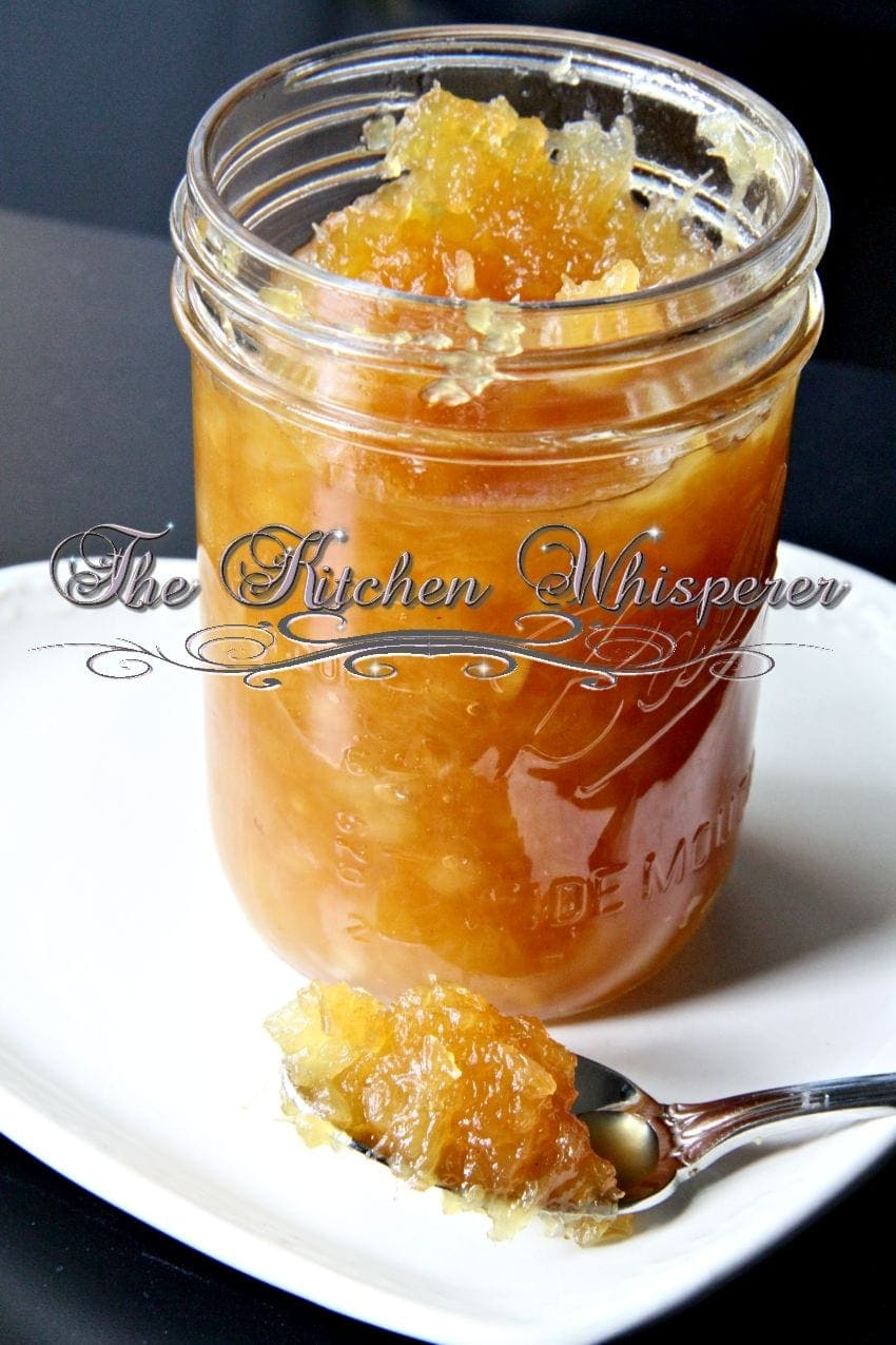 Pineapple Ice Cream Topping3