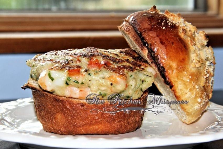 Shrimp Burger1