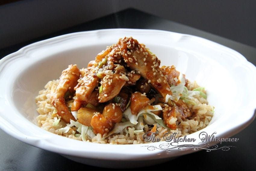 Crunchy Asian Hoisin Chicken6