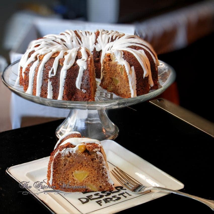 Apple Bundt Cinnamon Cheesecake Swirl7