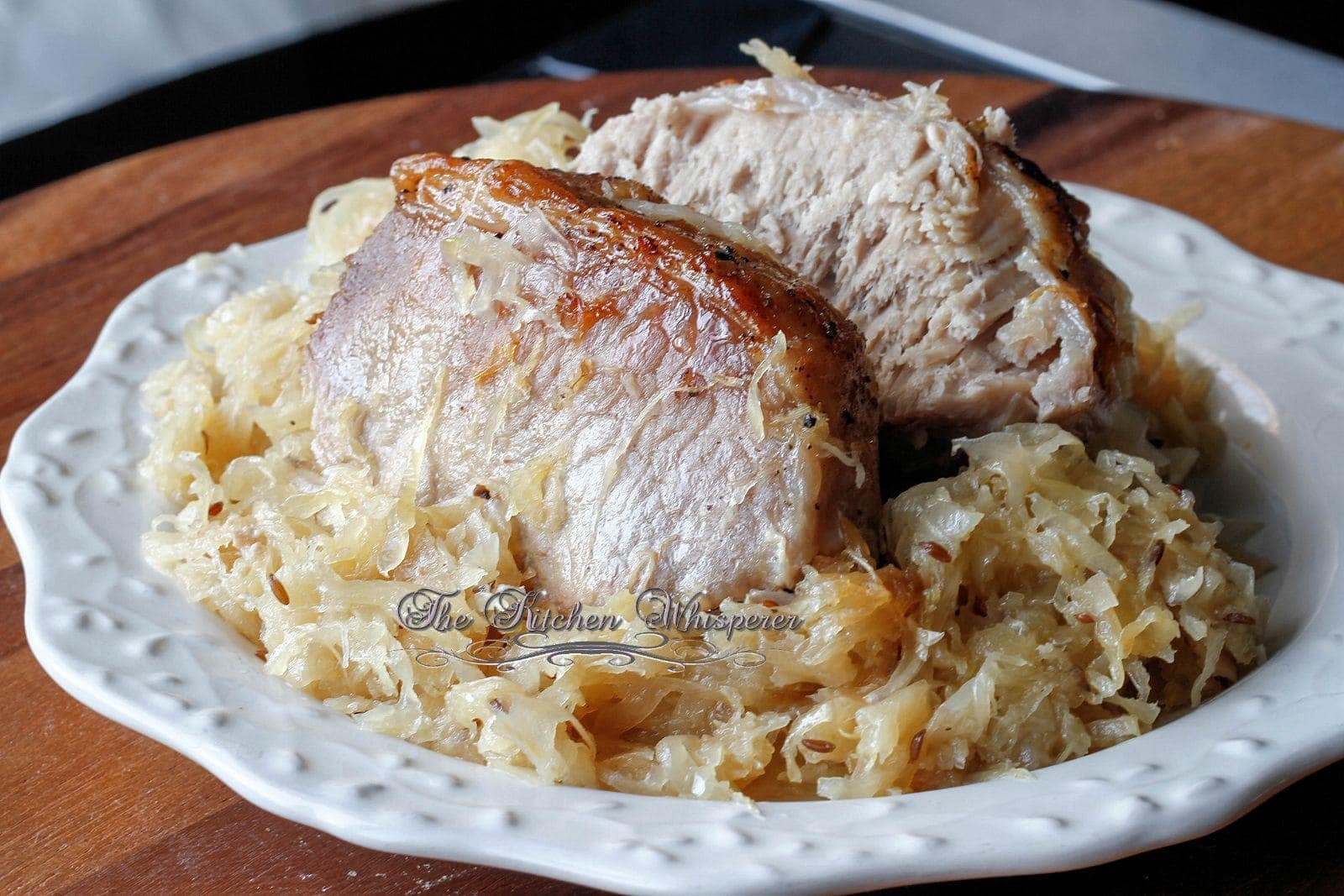 Pork shoulder and sauerkraut crock pot recipes