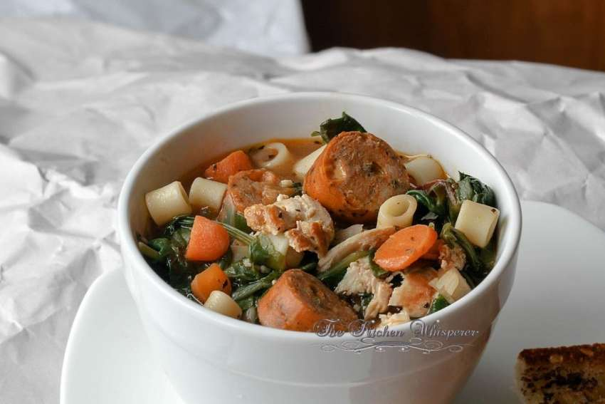 Souper Chicken with Power Greens3