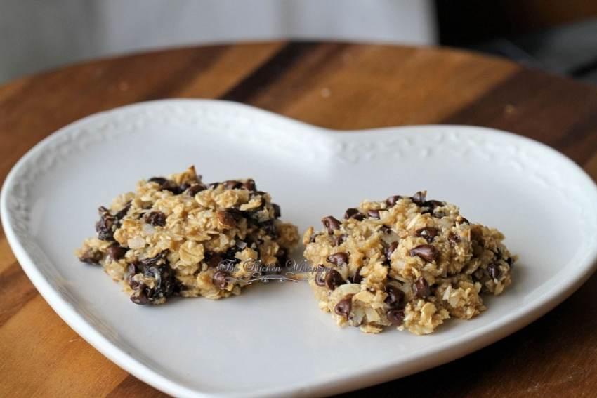 Skinny Banana Cookies3