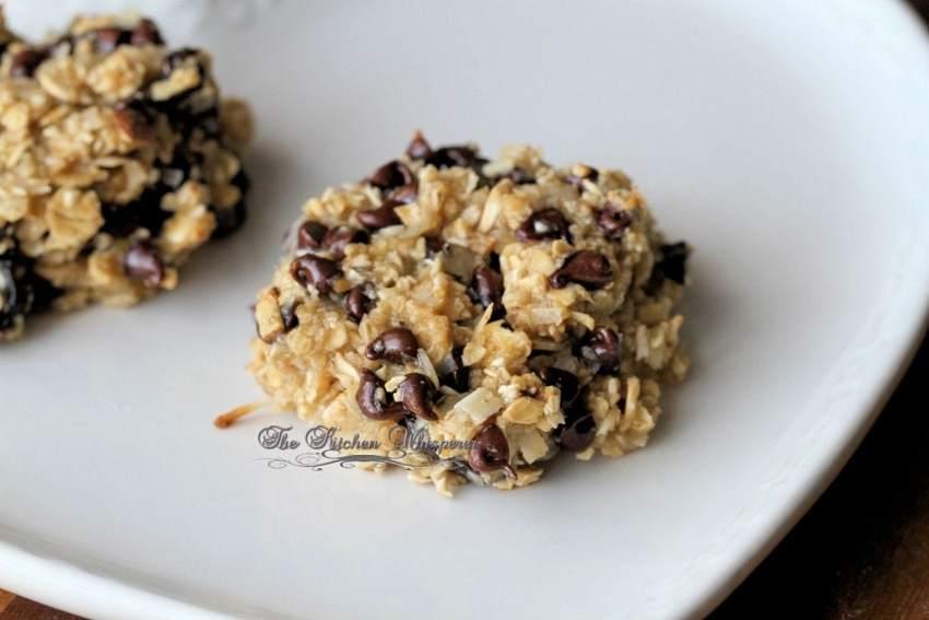 Skinny Banana Cookies6