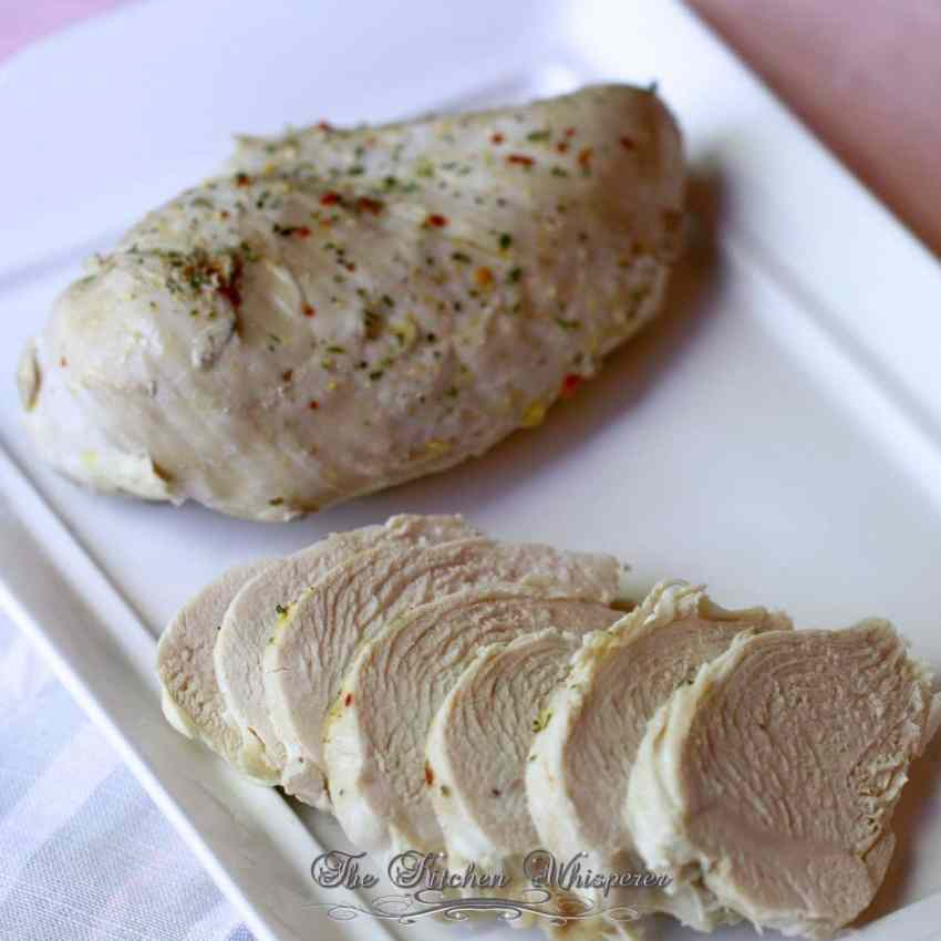 Perfect Pressure Cooked Chicken Breasts5