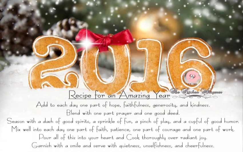 TKW 2016 New Year