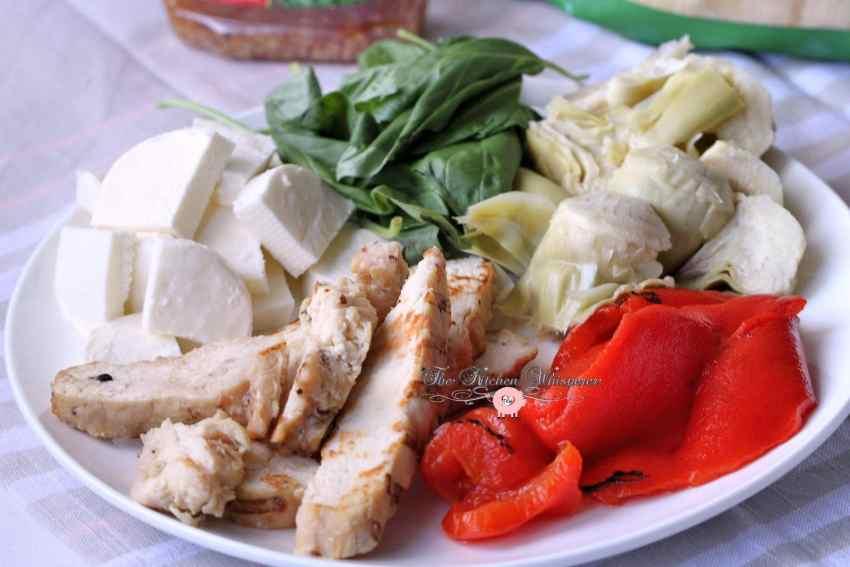 Italian Chicken Panzanella1