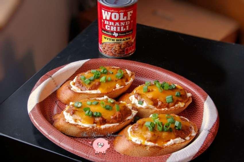 TKW Chili Cheese Bruschetta9