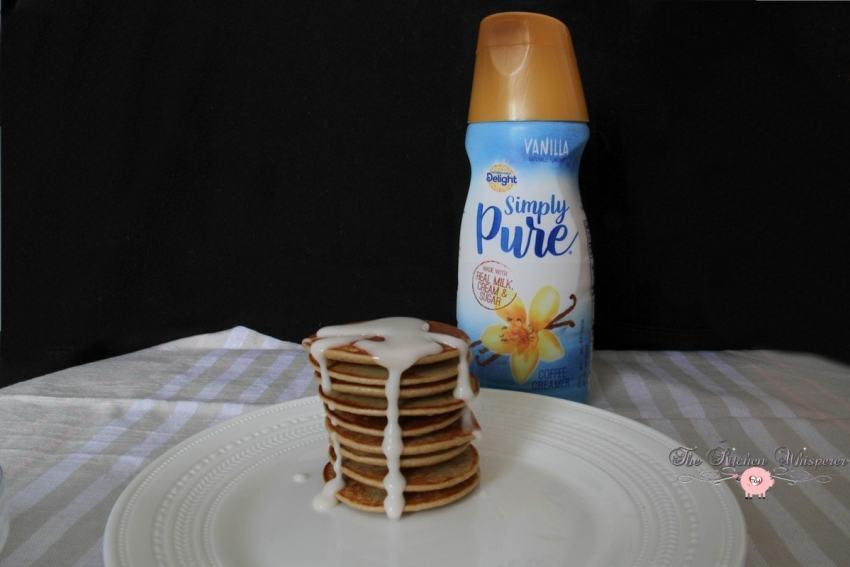 Vanilla Protein Pancakes7