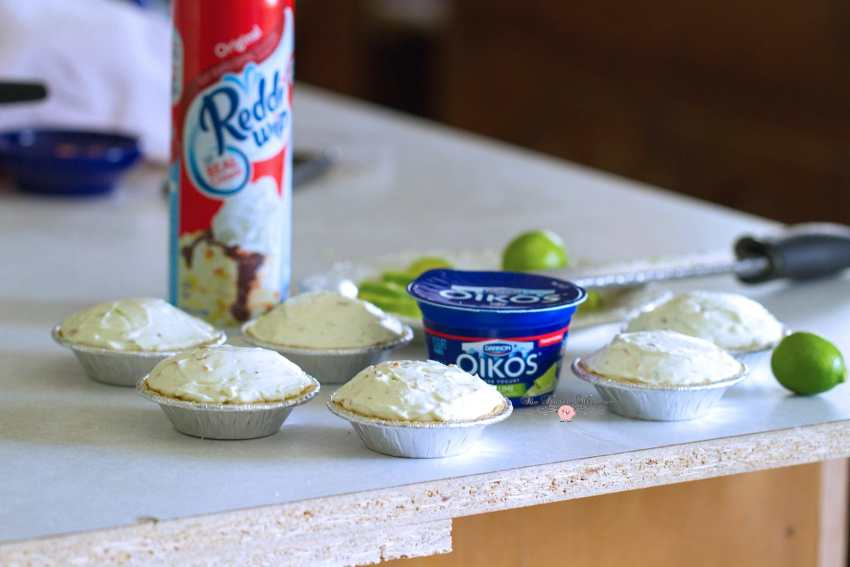 No Bake Key Lime Coconut Cheesecakes6