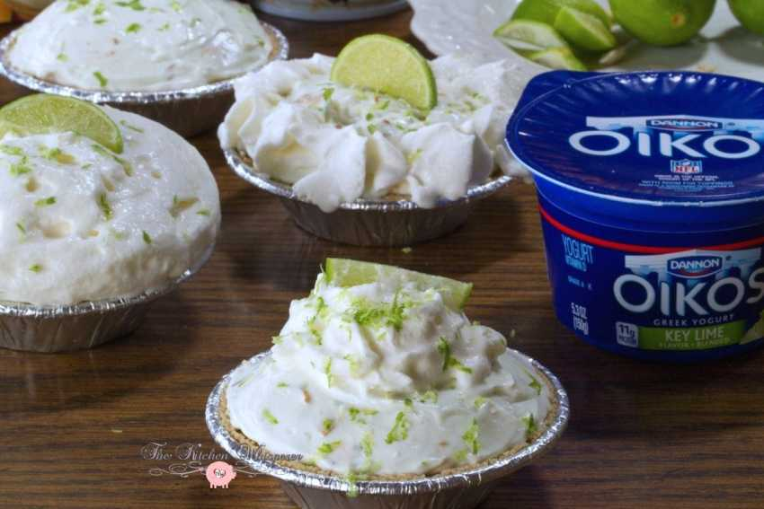 No Bake Key Lime Coconut Cheesecakes9