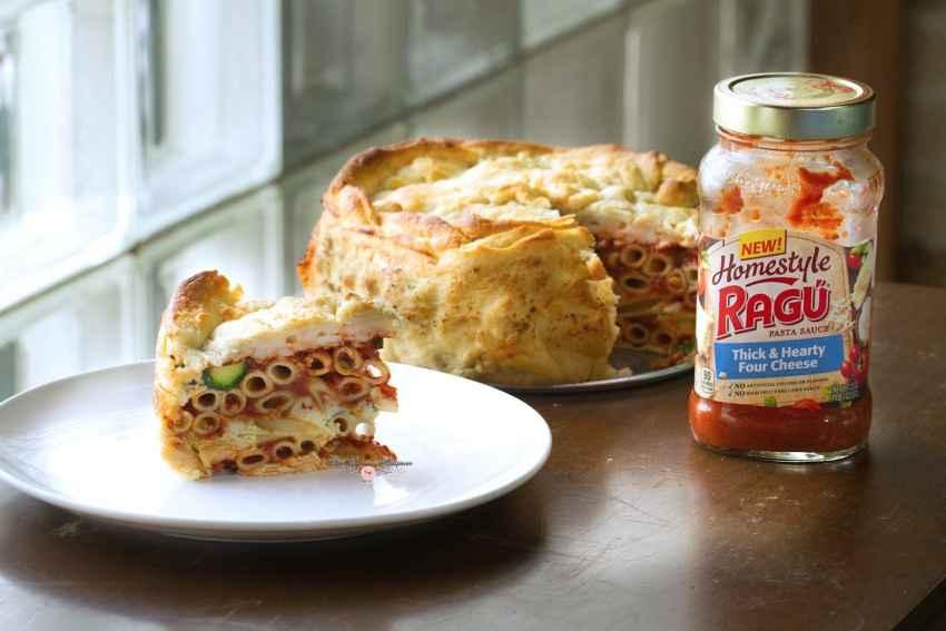 Italian Zucchini Rustica 7