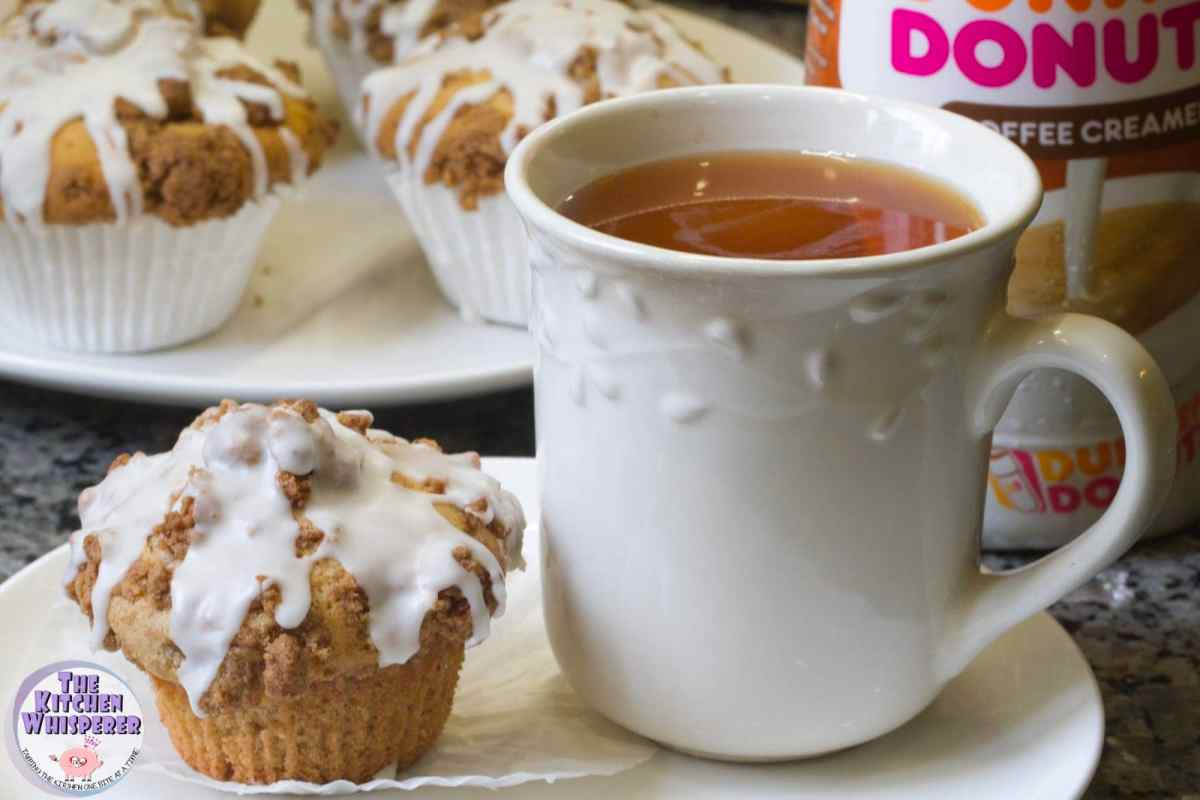 Recipe For Dunkin Donuts Coffee Cake Muffins