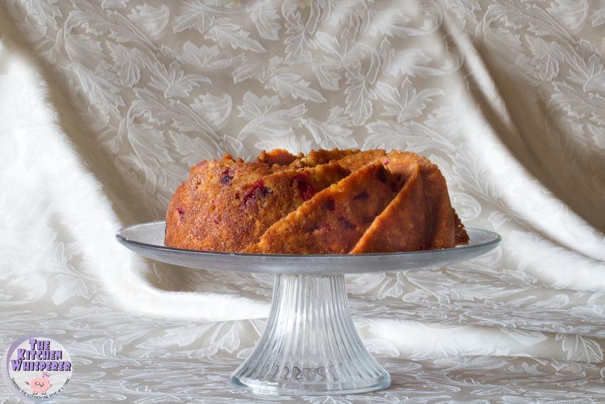 Aunt Nettie's Orange Nut Cake