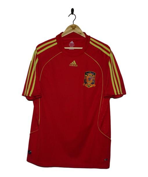 2008-10 Spain Home Shirt